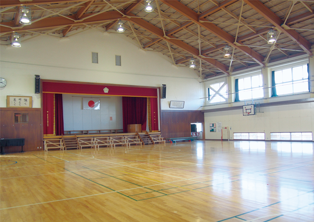 木曳野小学校